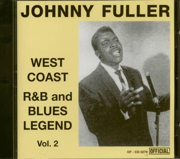 West Coast R&B - Blues Legend Vol.2 (CD)