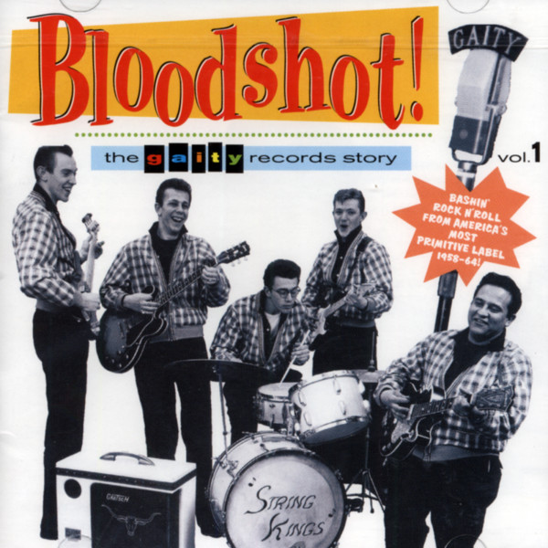 Bloodshot - Gaity Records Story Vol.1