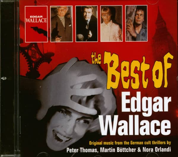Best Of Edgar Wallace (CD)