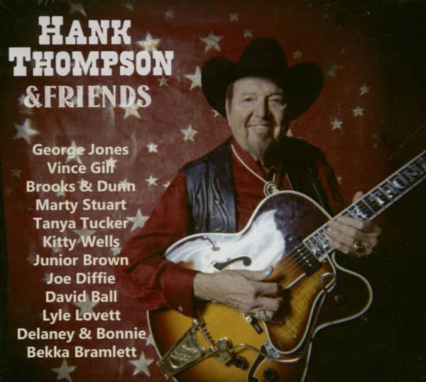Hank Thompson & Friends (CD)