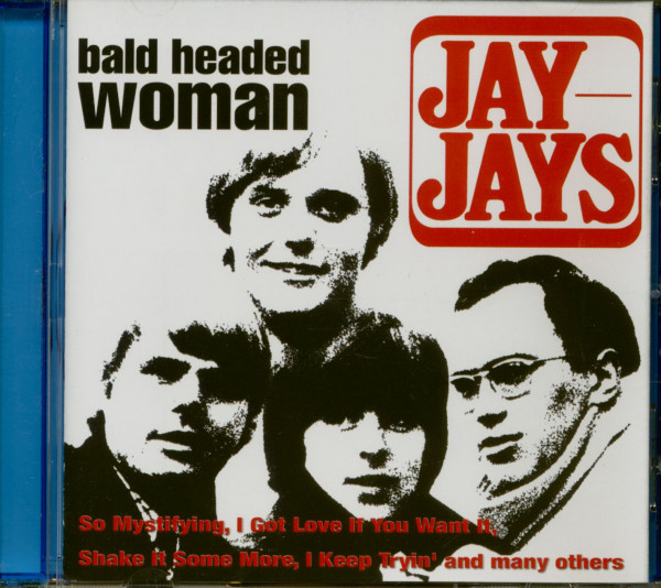 Bald Headed Woman (CD)