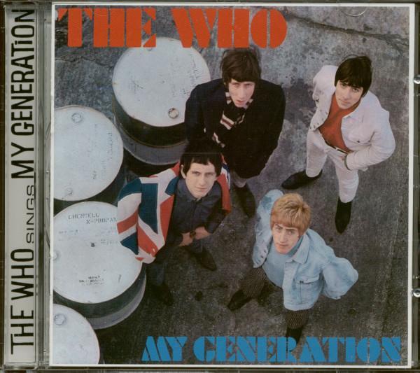 My Generation (CD)