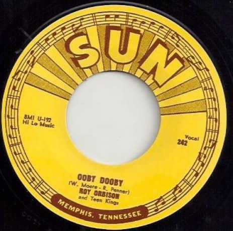 Ooby Dooby - Go! Go! Go! (7inch, 45rpm)