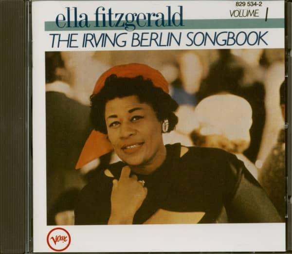 The Irving Berlin Songbook Vol.1 (CD)