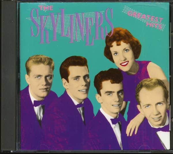 The Skyliners' Greatest Hits (CD)