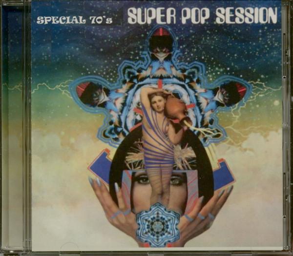 Super Pop Sessions - Special 70's (CD)