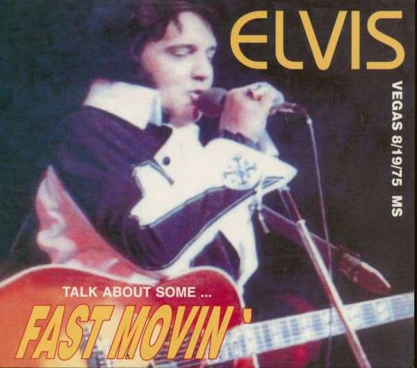 Fast Movin' (CD)