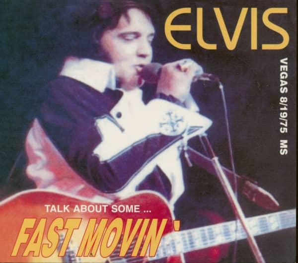 Fast Movin' (CD)