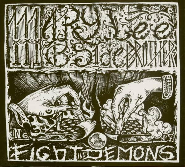 Fighting Demons (CD)