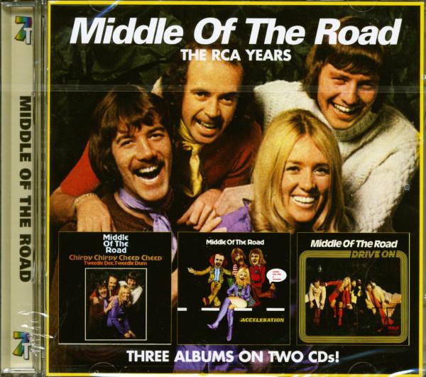 The RCA Years (2-CD)