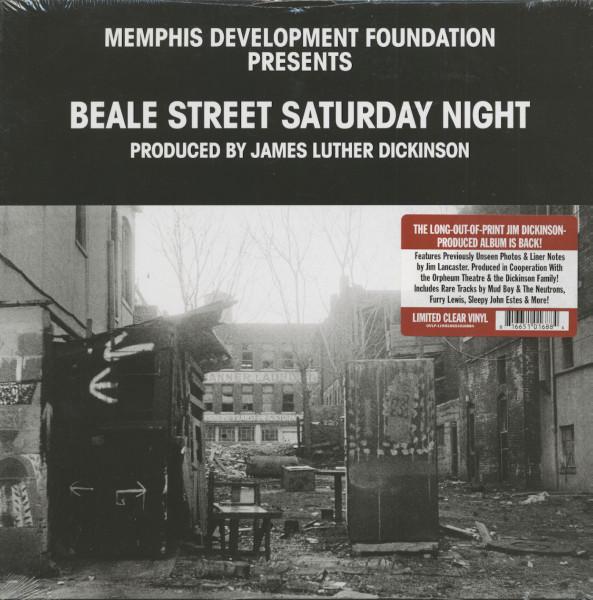 Beale Street Saturday Night (LP, 180g Vinyl)