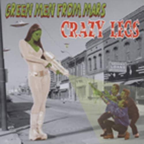 Green Men From Mars