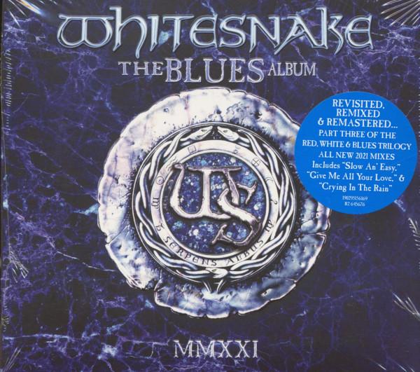The Blues Album (CD)