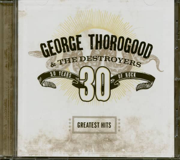 Greatest Hits: 30 Years Of Rock (CD)