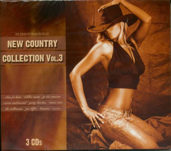 New Country Collection Vol.3 (3-CD)
