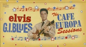 G.I. Blues - Cafe Europa Sessions (4-CD Digibook)