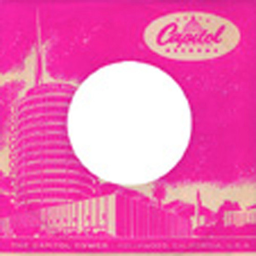 (10) Capitol USA - 45rpm record sleeve - 7inch Single Cover