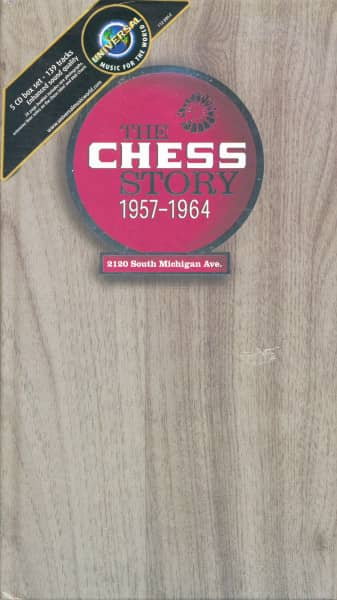 The Chess Story Vol.2 - 1957-1964 (5-CD Box Set)