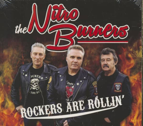 Rockers Are Rollin' (CD)