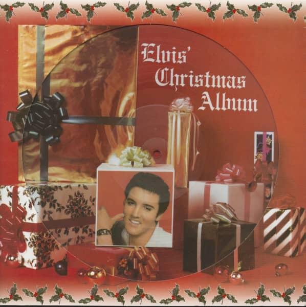 Elvis Christmas Album [Vinyl LP]