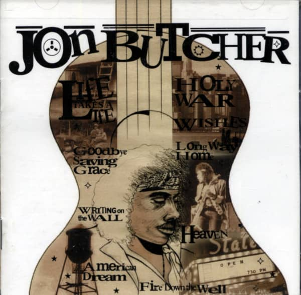King Biscuit Flower Hour presents Jon Butcher