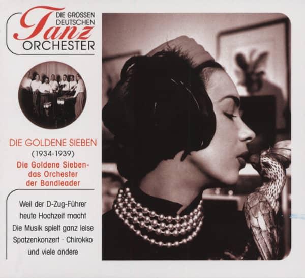 Die grossen deutschen Tanzorchester 1934-39