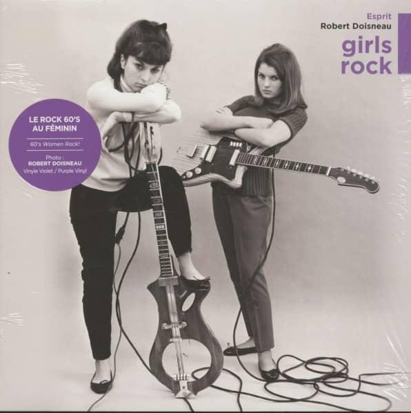 Girls Rock - Robert Doisneau Edition (LP)