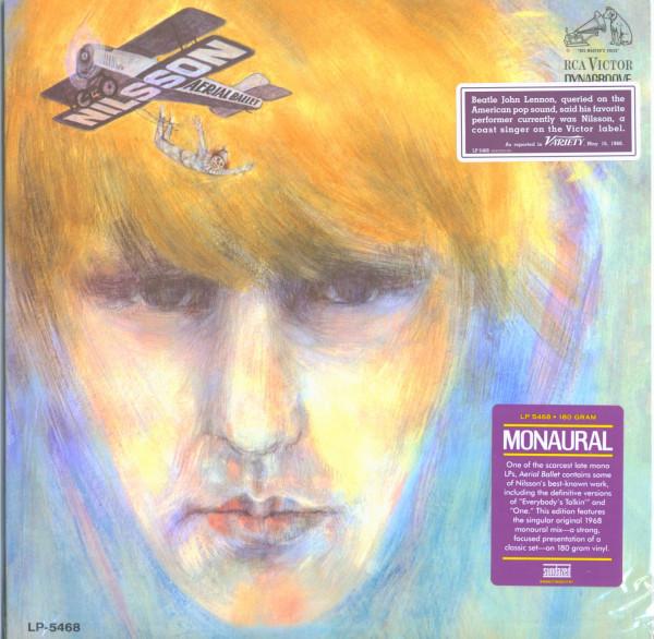 Aerial Ballet - Mono Edition (LP)
