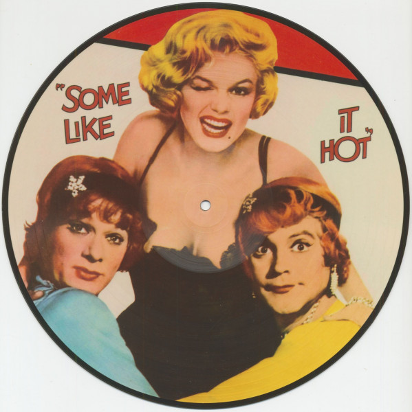 Some Like It Hot - Original Motion Picture Soundtrack (LP, Picture Disc)