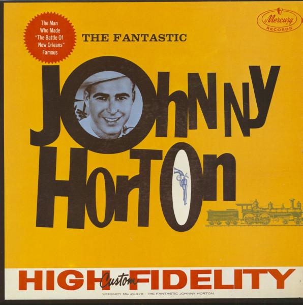 The Fantastic Johnny Horton (LP)