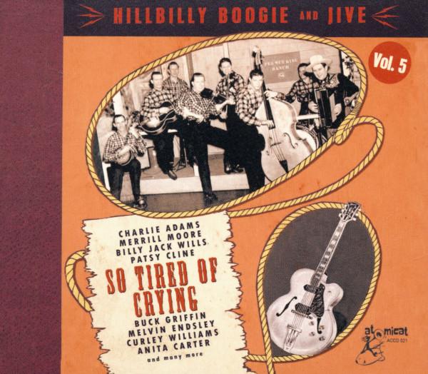 Hillbilly Boogie And Jive Vol.5 (CD)