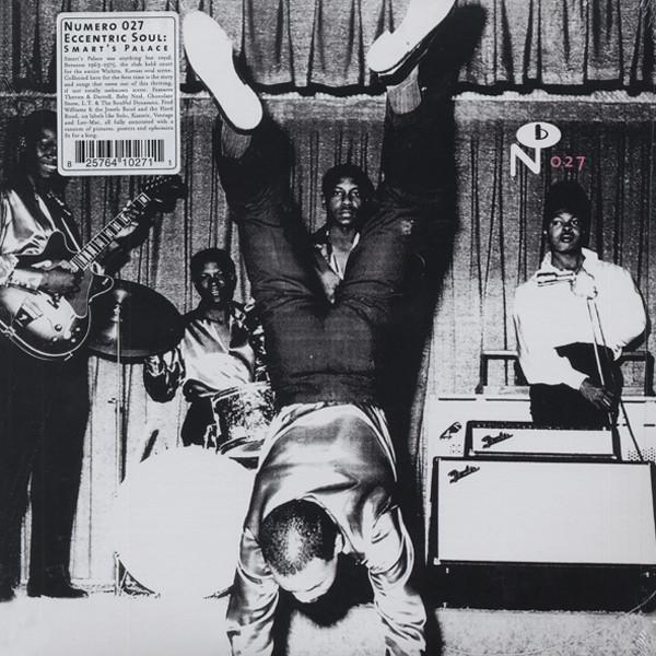 Eccentric Soul: Smart's Palace 1963-75 (2-LP)