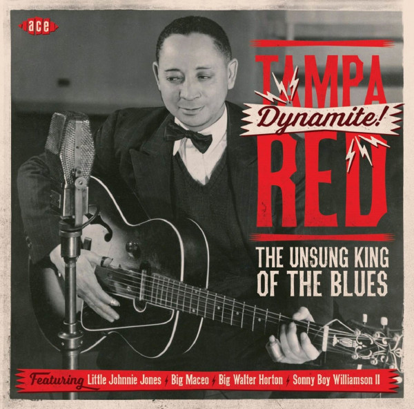 Dynamite! The Unsung King Of The Blues (2-CD)