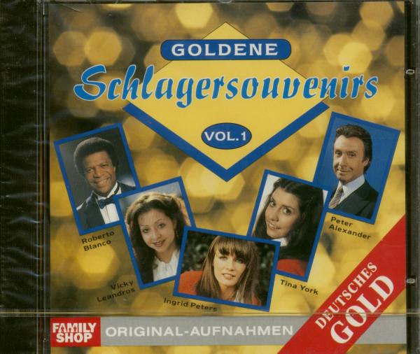 Goldene Schlagersouvenirs Vol.1 (CD)