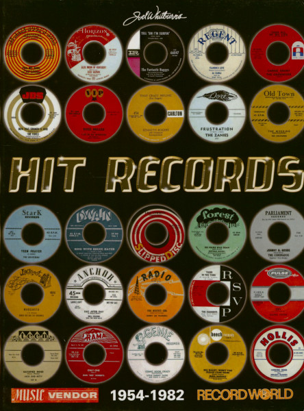Hit Records 1954 - 1982 Joel Whitburn (Music Vendor & Record World)