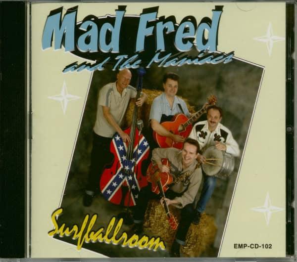 Surfballroom (CD)