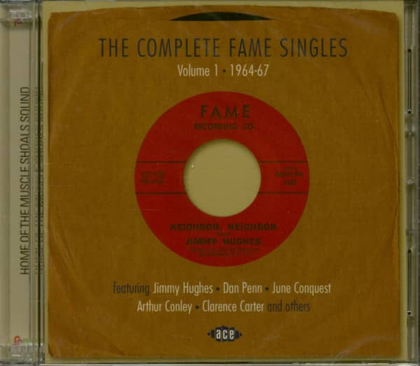 The Complete Fame Singles Vol. 1, 1964-67 (2-CD)