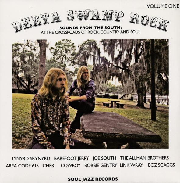 Delta Swamp Rock Vol.1.1 (2-LP)