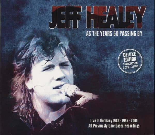 As The Years Go Passing (3-CD - 2-DVD)
