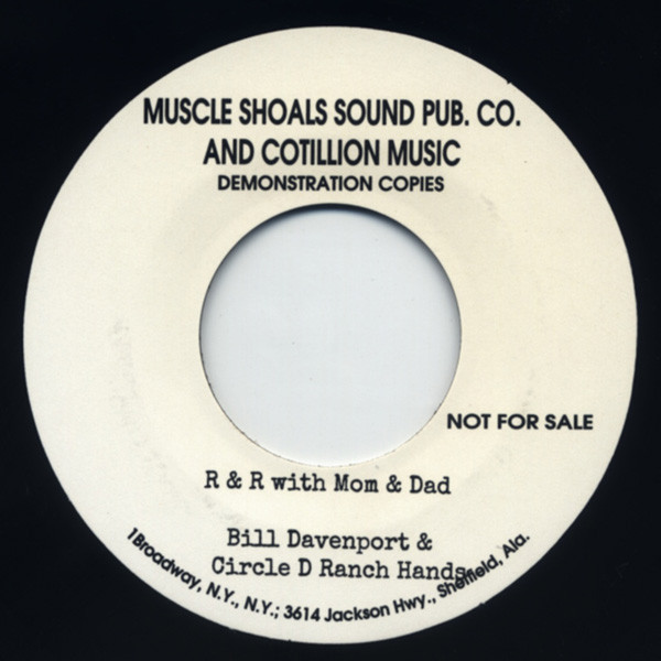 Rock And Roll With Mom And Dad 7inch, 45rpm