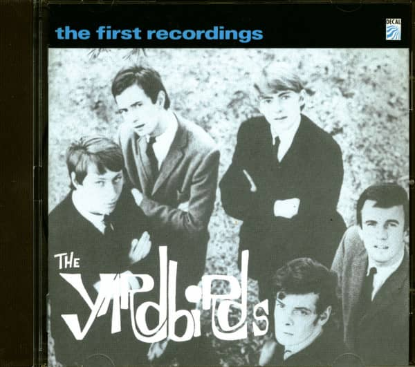 The First Recordings (CD)