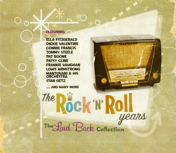 The R&R Years - Laid Back Collection (4-CD)
