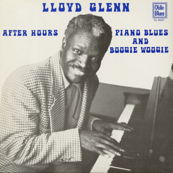 After Hours - Piano Blues And Boogie Woogie (LP)