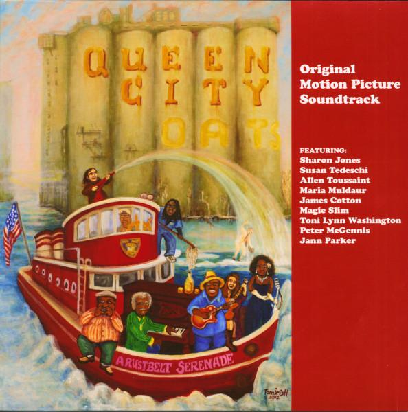 Queen City - Original Motion Picture Soundtrack (LP, Ltd.)