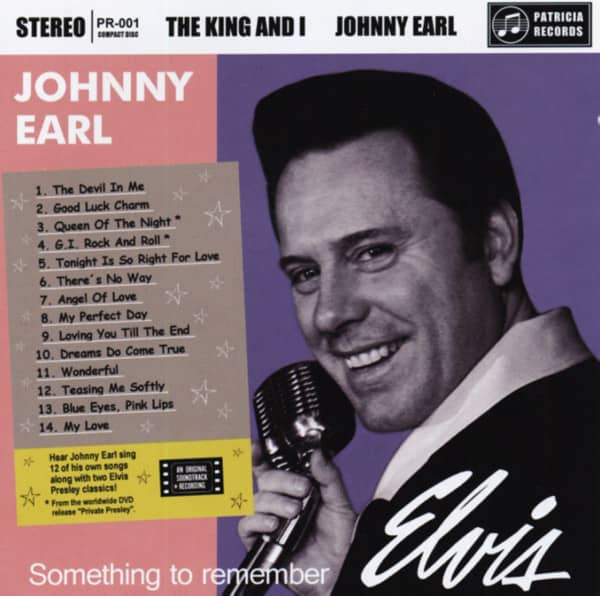 The King And I - Something To Remember Elvis (2012)