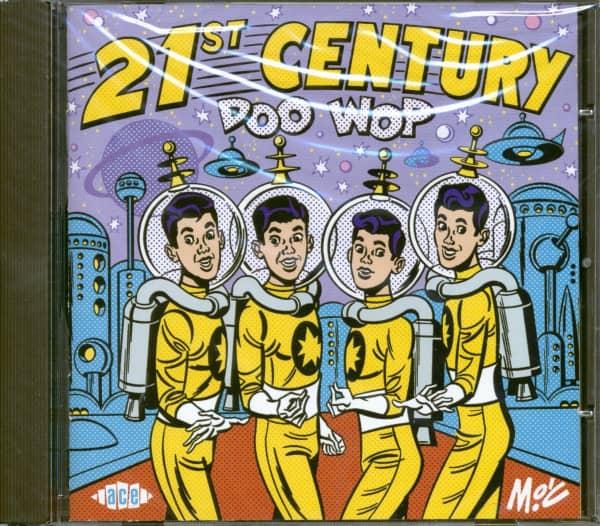21st Century Doo Wop (CD)
