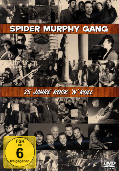 25 Jahre Rock & Roll 2-DVD Limited Edition