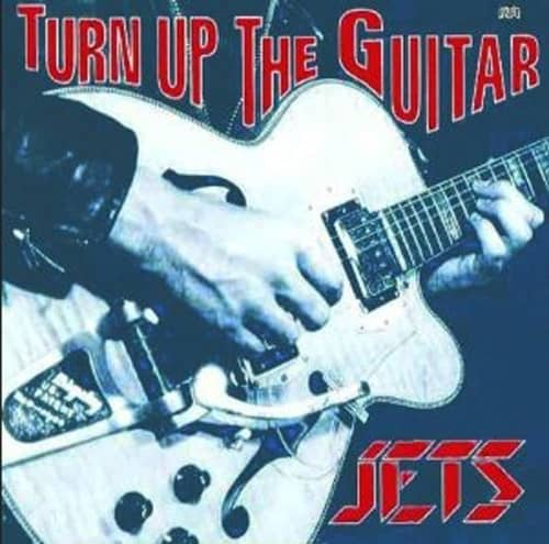 Turn Up The Guitar