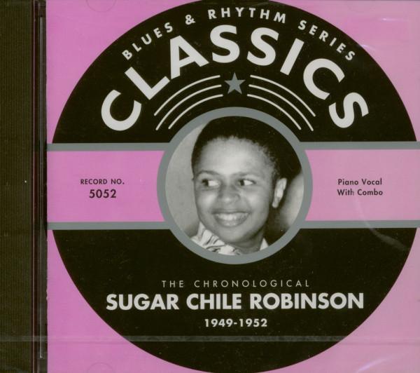 The Chronological 1949-1952 (CD)