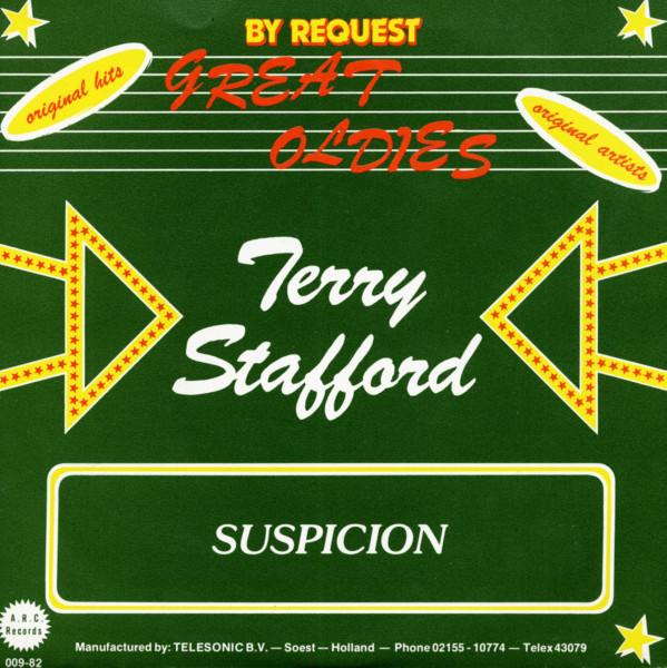 Suspicion - I Know